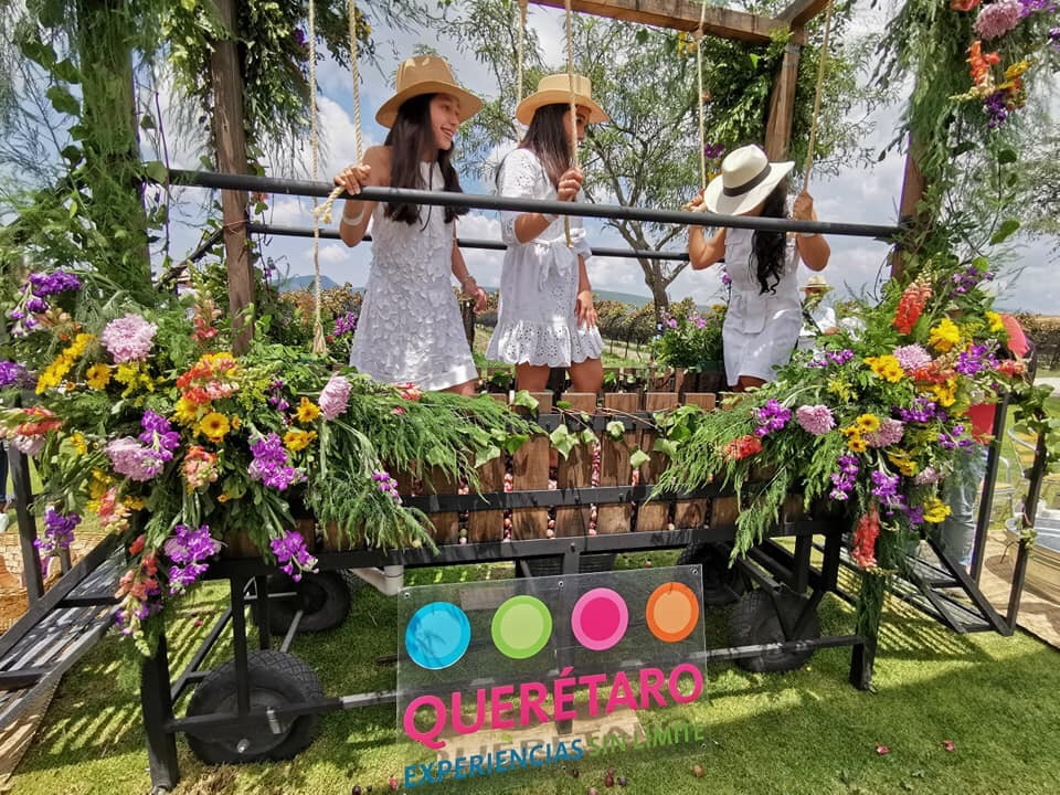 1er Festival del Vino Queretano