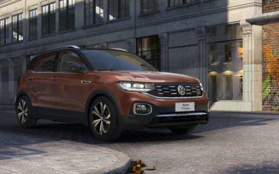 Volkswagen T-Cross: la SUV del otoño