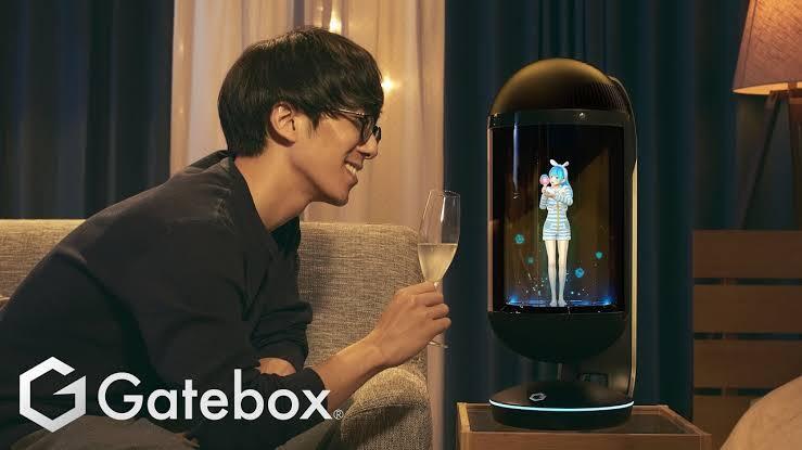 Gatebox: la novia digital perfecta