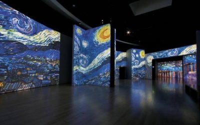 Van Gogh Alive llegará a México