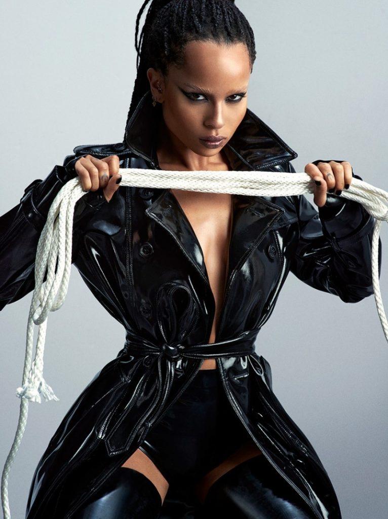 Zoe Kravitz: la nueva Catwoman