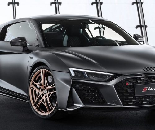 Audi R8 V10 Decennium llega a México