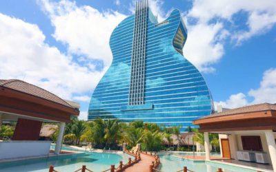 Seminole Hard Rock Hotel & Casino: el hotel en forma de guitarra