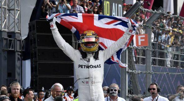Lewis Hamilton es campeón del mundo por sexta vez