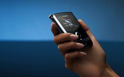 Motorola RAZR: el móvil que vas a querer