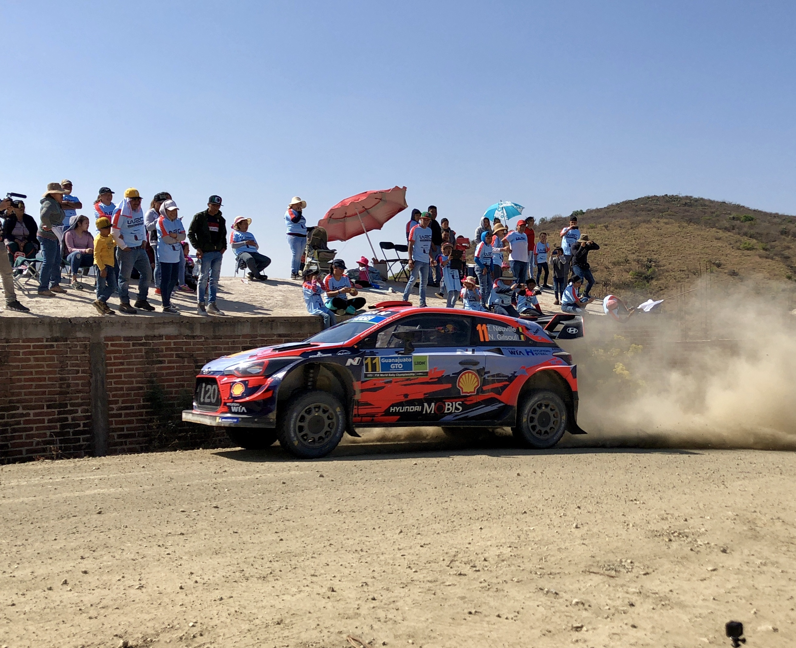 Por primera vez Hyundai es campeón del WRC en 2019
