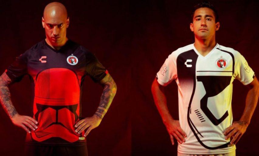 Xolos y Star Wars presentan jersey edición limitada