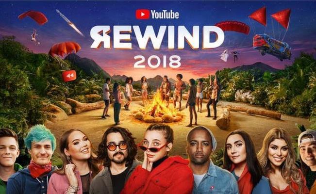 YouTube Rewind 2019