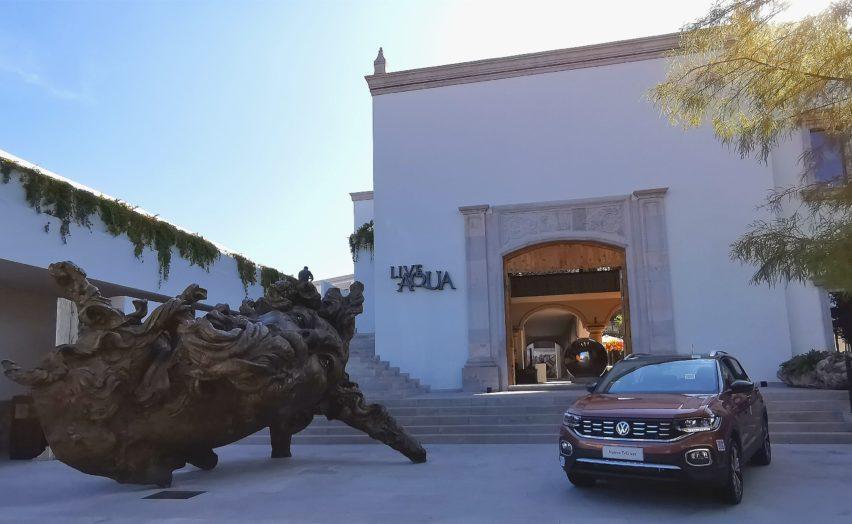 Volkswagen T-Cross nos lleva a San Miguel de Allende