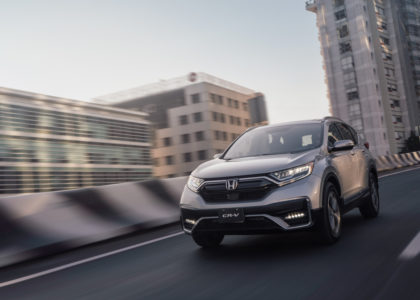 Honda CR-V 2020 ahora te va a gustar más