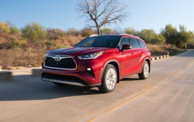 Toyota Highlander 2020 llega a México con nueva generación