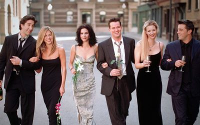 Friends regresa y HBO lo hace posible