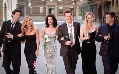Friends regresa y HBO lo hace posible