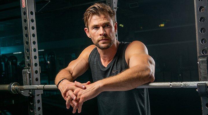Centr la app de Chris Hemsworth será gratuita