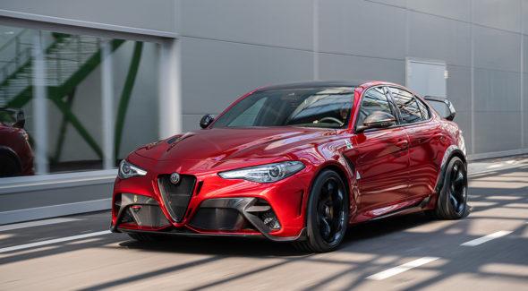 Alfa Romeo Giulia GTA: potencia y elegancia