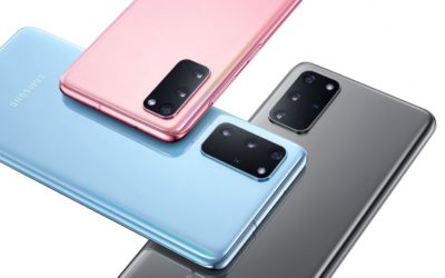 Samsung Galaxy S20: el nuevo rival a vencer