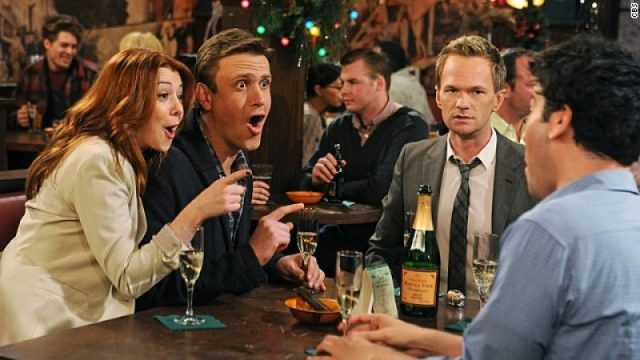 How I Met Your Mother llega a Amazon Prime Video