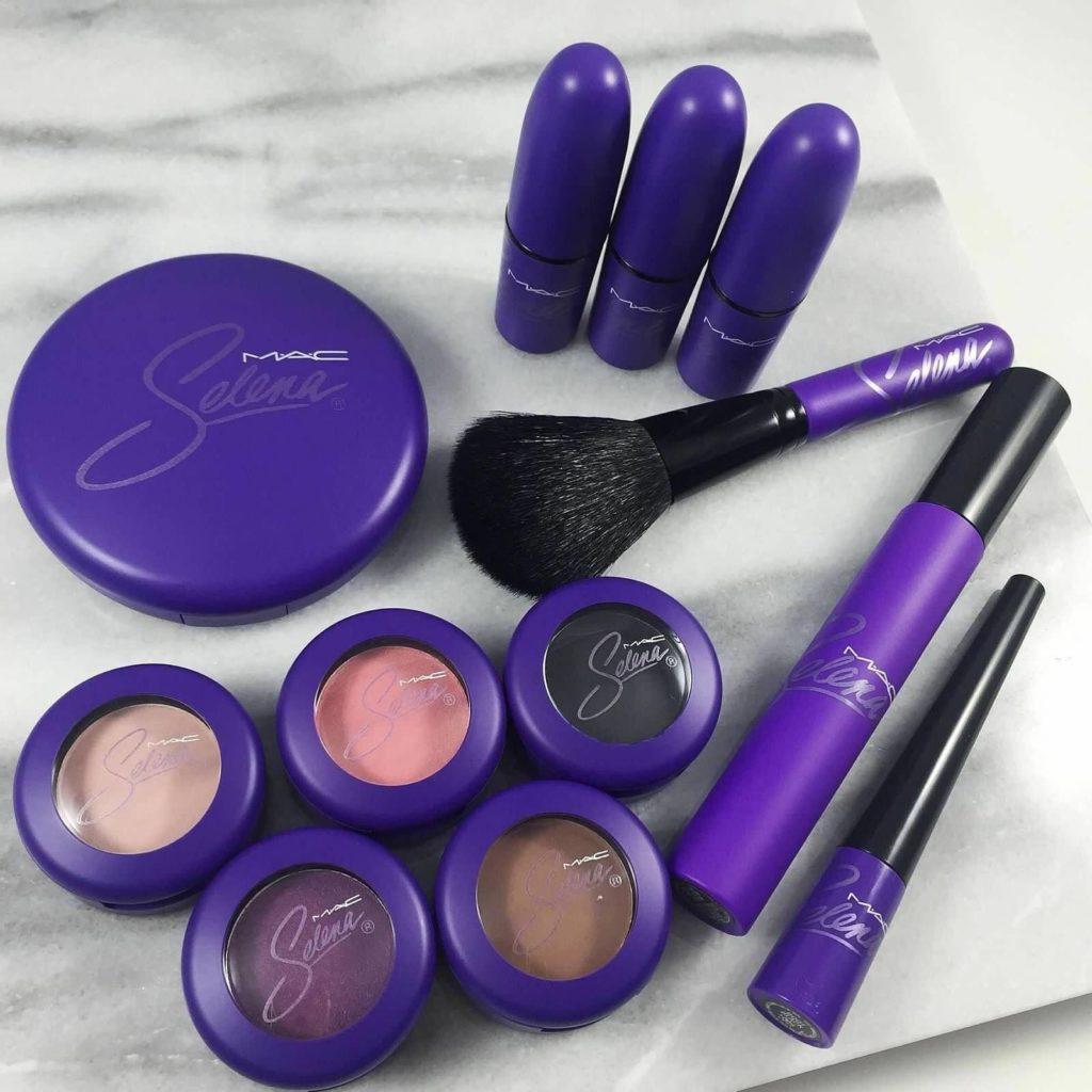 Selena X MAC Cosmetics