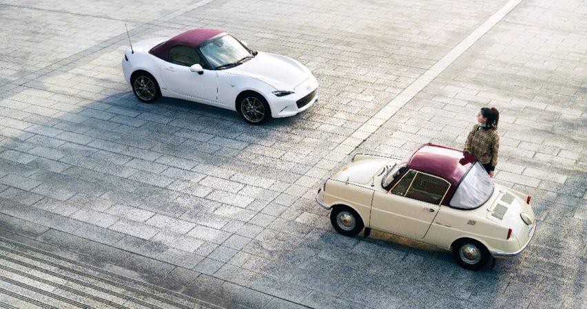 Mazda celebra 100 años con ediciones especiales