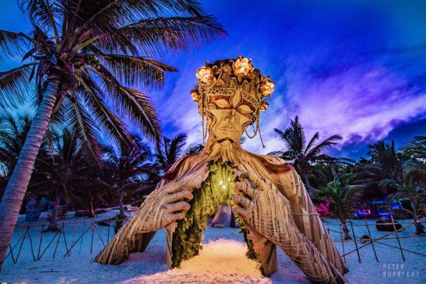 Ahau Tulum: el famoso hotel de Palazuelos