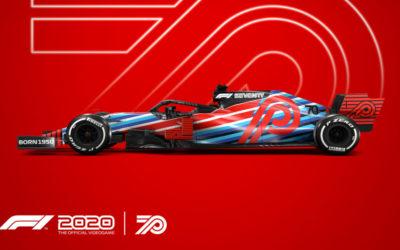 El videojuego F1 2020 llegará en julio