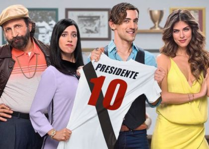 Club de Cuervos La Película se confirma