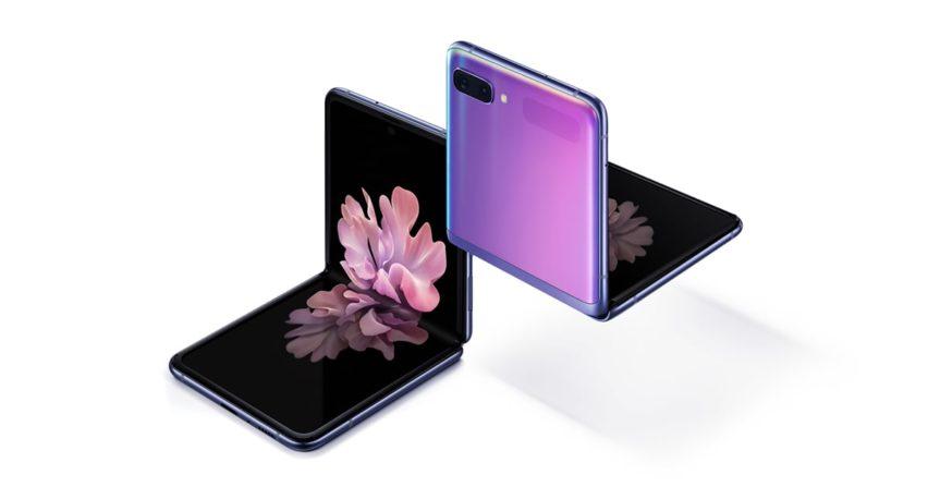 Samsung Galaxy Z Flip: el regreso del plegable