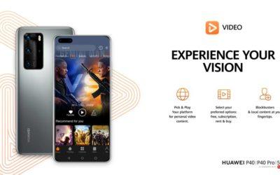 Huawei Video: la nueva alternativa de contenido