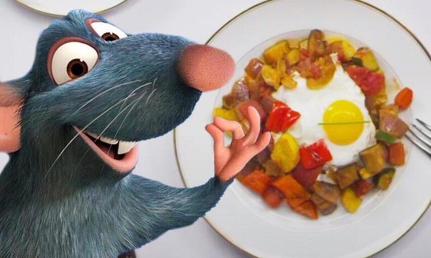 Cooking with Pixar: Cocina platillos de Disney