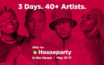 In the House: el imperdible evento digital