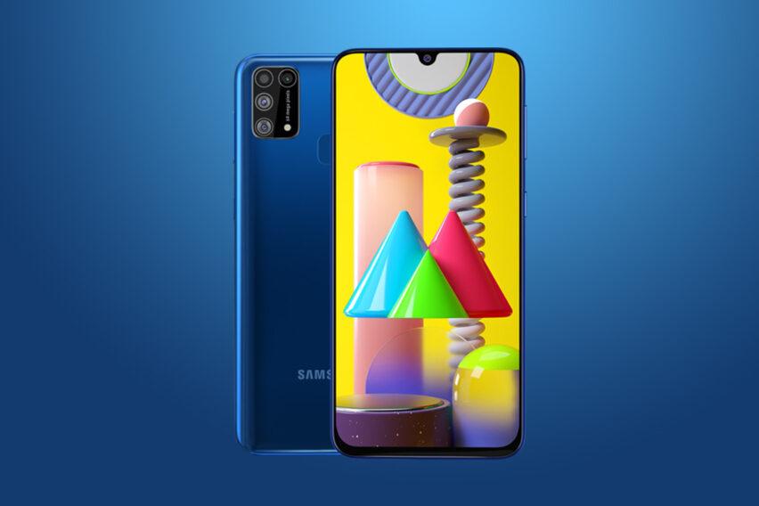Samsung Galaxy M31 llega a México