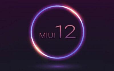 Xiaomi MIUI 12 llegará en junio