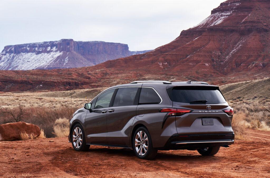 Toyota Sienna 2021 Híbrida