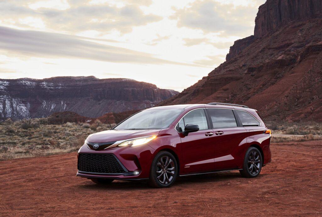 Toyota Sienna 2021 XSE