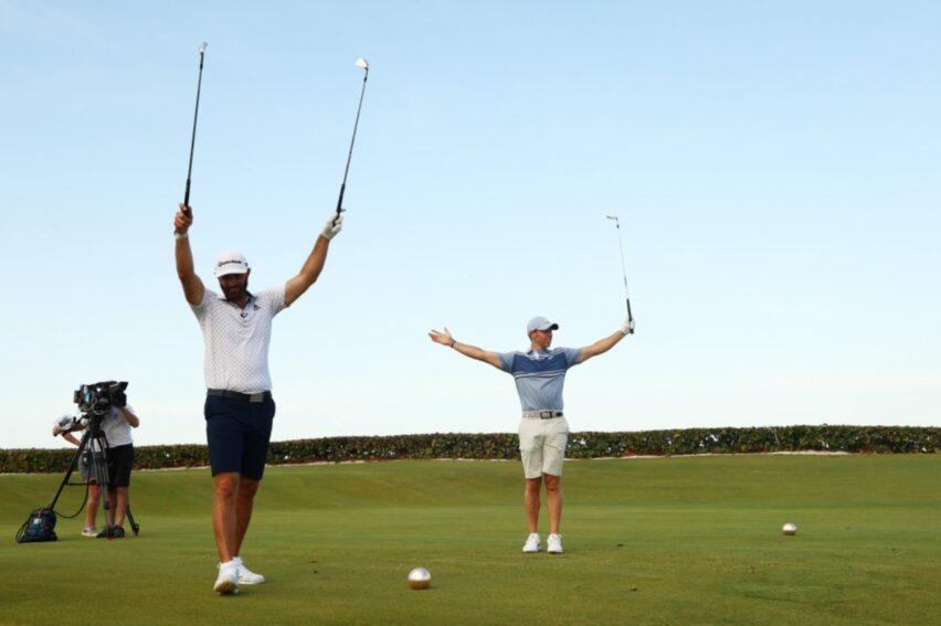 TaylorMade Driving Relief: el regreso del golf