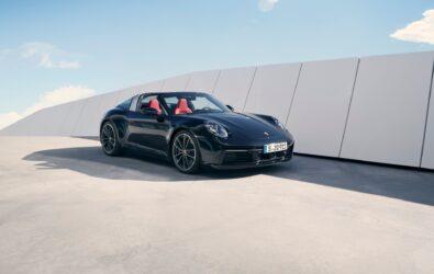 Porsche 911 Targa 4: irresistible y extravagante
