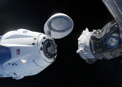 SpaceX por fin llevará humanos al espacio