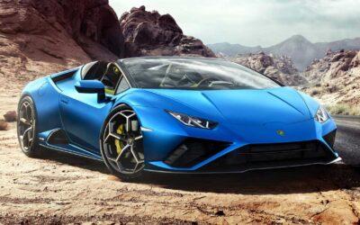 Lamborghini Huracán EVO RWD Spyder 2020