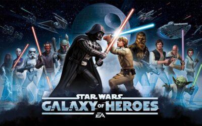 Star Wars Galaxy of Heroes: el juego de la Galaxia
