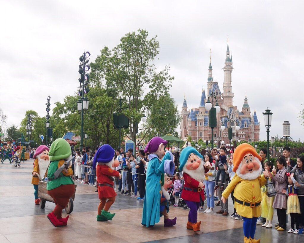Disneyland Shanghai reabre