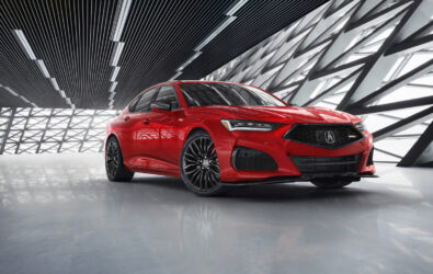 Acura TLX 2021, ahora es turbo y más atlético