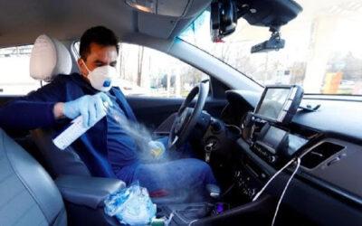 Uber implementa nuevas medidas de sanitización