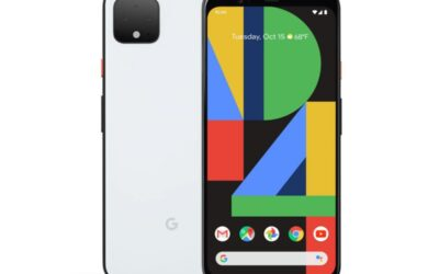 Conoce a Pixel 4, un teléfono de Google