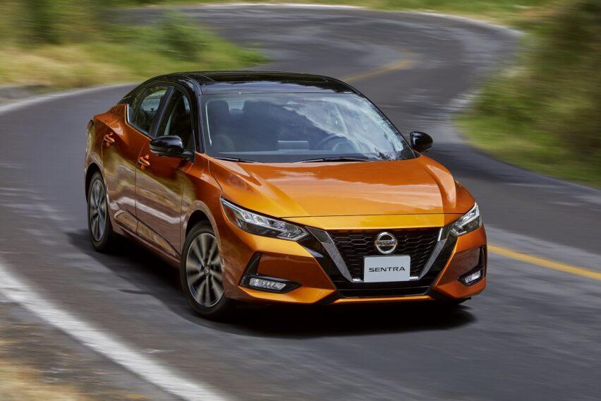 Nissan Sentra 2020: completamente renovado