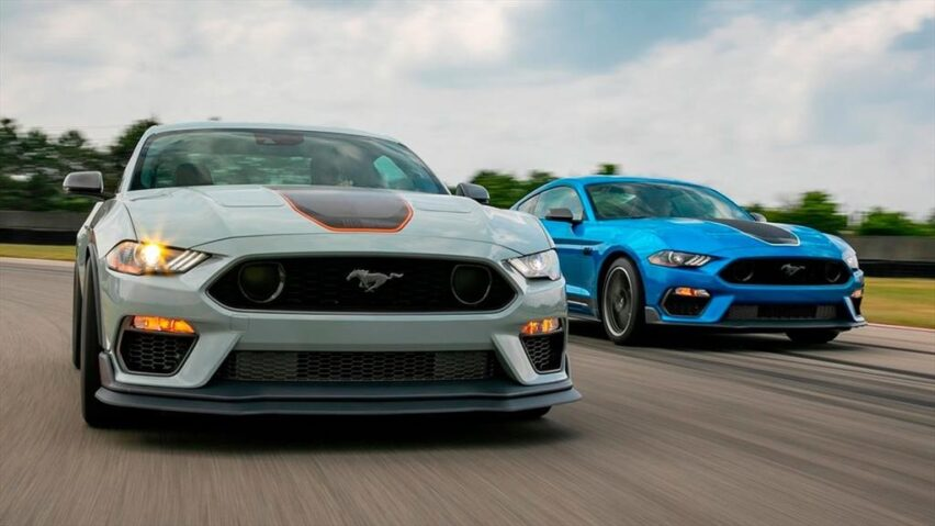 Ford Mustang Mach 2021: Poderío total