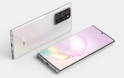 Samsung Galaxy Note 20: filtraciones y rumores