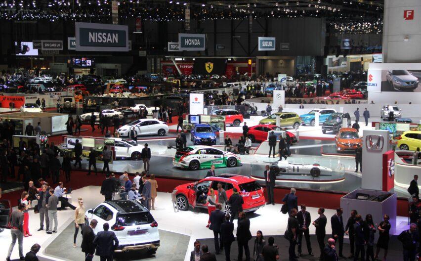 Auto Show de Ginebra 2021 es cancelado