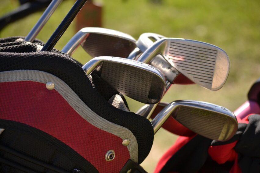 Tipos de palos de golf: Conócelos
