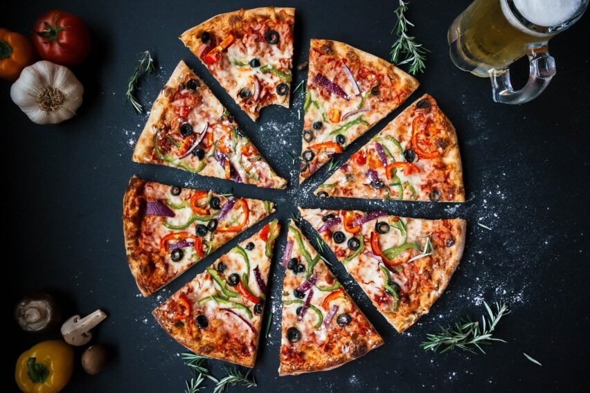 Esta es la mejor receta de pizza de sartén
