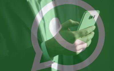 WhatsApp muestra números de usuarios en Google